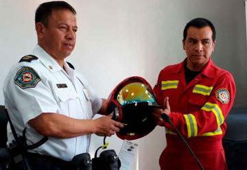 Cuerpo de Bomberos renueva su equipamiento