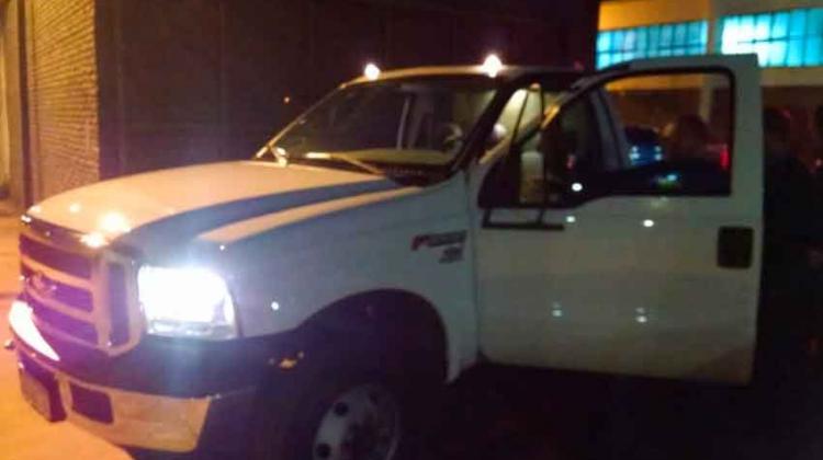 Bomberos Voluntarios de Mocoretá recibieron un camión