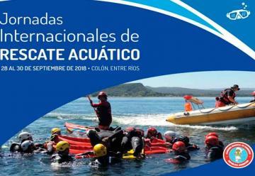 Jornadas Internacionales en Rescate Acuático