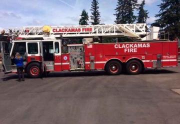 Donaron un autobomba a los bomberos de Mar del Plata