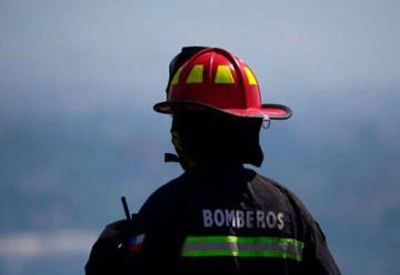 Bomberos acusa agresiones durante incendio