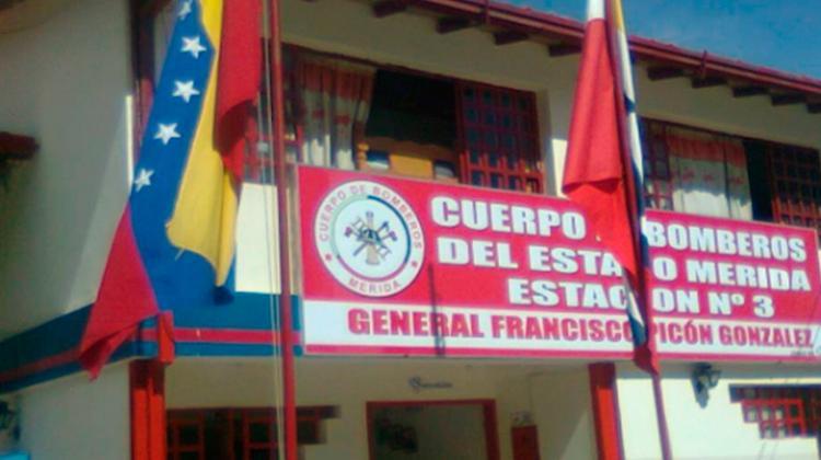 Ordenaron intervención de los Bomberos de Mérida