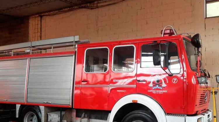 Hondo pesar por la muerte de un joven bombero voluntario