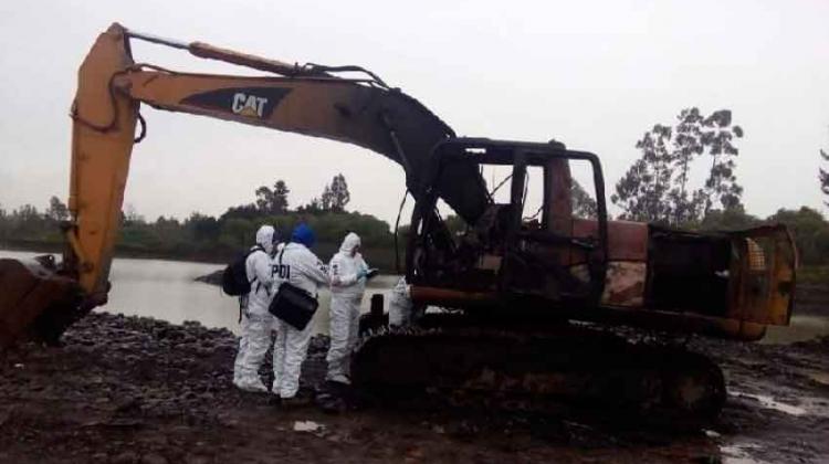 Carabineros impidió a Bomberos controlar incendio