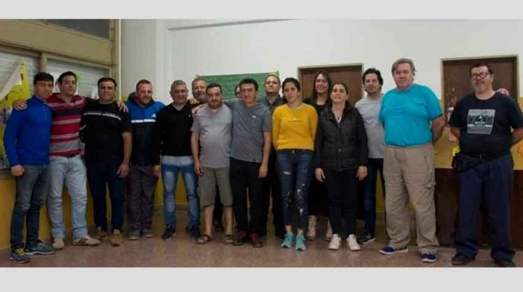 Formaron la primera Comisión Directiva de Bomberos de Timbúes