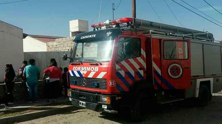 Desinteligencias entre 911 y Bomberos de Cafayate