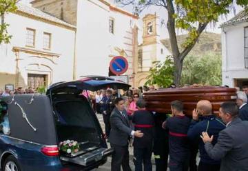 El parque de bomberos de Antequera llevará el nombre de José Gil