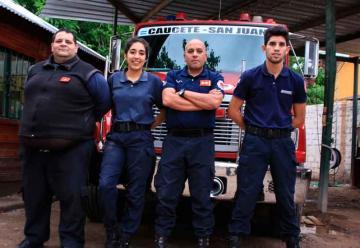 Bomberos Voluntarios de Caucete necesitan ayuda urgente
