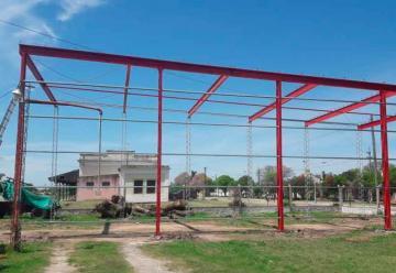 Nuevo Cuartel de Bomberos San Javier