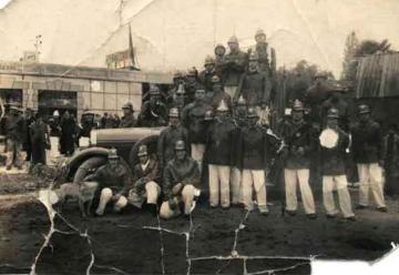 Bomberos Puente Alto-Pirque celebra 82 años de existencia
