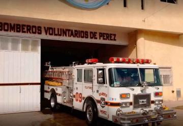 40° aniversario de Bomberos Voluntarios de Pérez