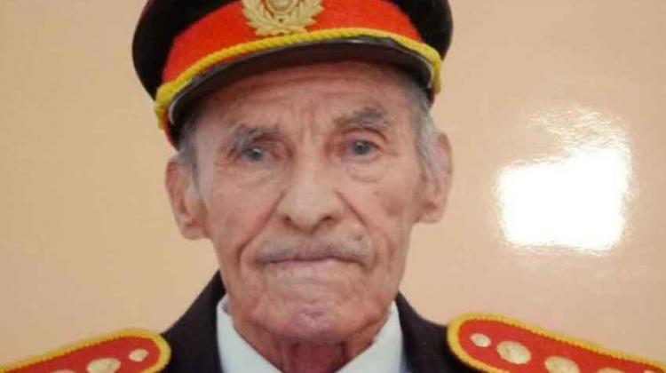 Falleció el jefe fundador de los bomberos de Cutral Co