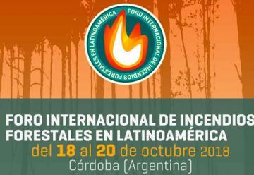 Foro internacional sobre incendios forestales