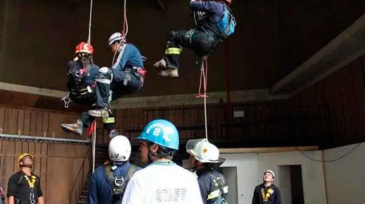 Bomberos de Malalhue cuentan con Unidad de Rescate con cuerdas