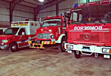 Denuncian a bombero por acosar a sus compañeras