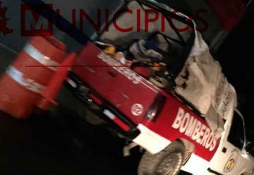 Bomberos de Tecamachalco fueron desalojados tras 15 años de servicio