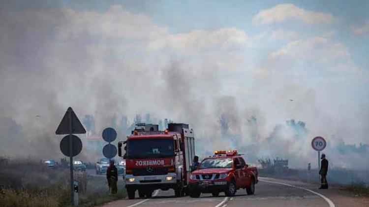 Denuncian que se incumple el mínimo de bomberos por guardia