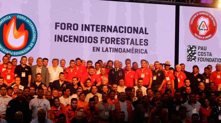 Foro Internacional de Incendios Forestales en Latinoamérica