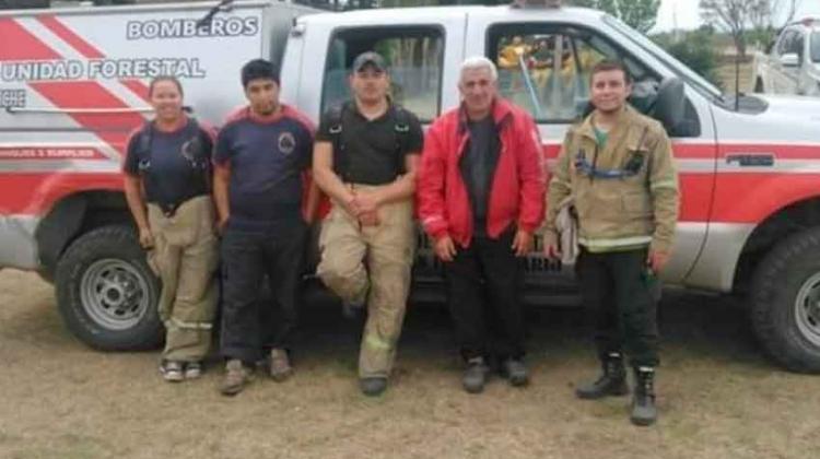 Bomberos Voluntarios de El Trapiche