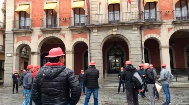 Semana clave para el conflicto de los bomberos con el Gobierno