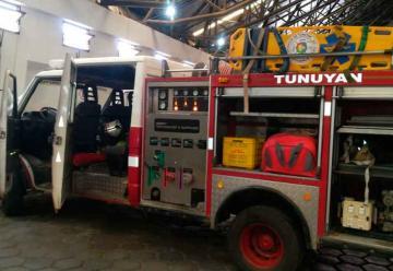 Incautaron mercadería que traían desde Chile losBomberos de Tunuyán