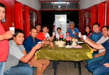 46° aniversario de Bomberos voluntarios de Tinogasta