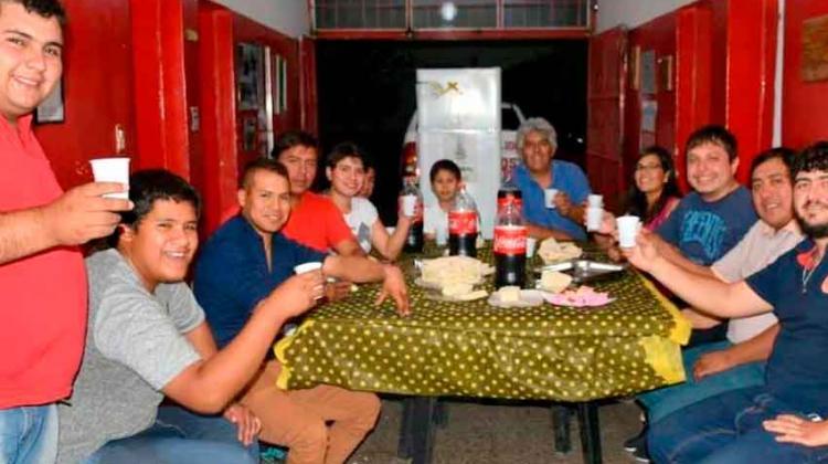 46° aniversario de Bomberos voluntarios de Tinogasta/