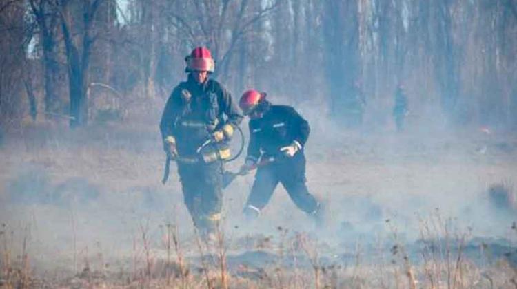 Bomberos con las cuentas en rojo por incendios evitables