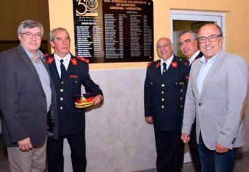 50° Aniversario de Bomberos Voluntarios de Morrison