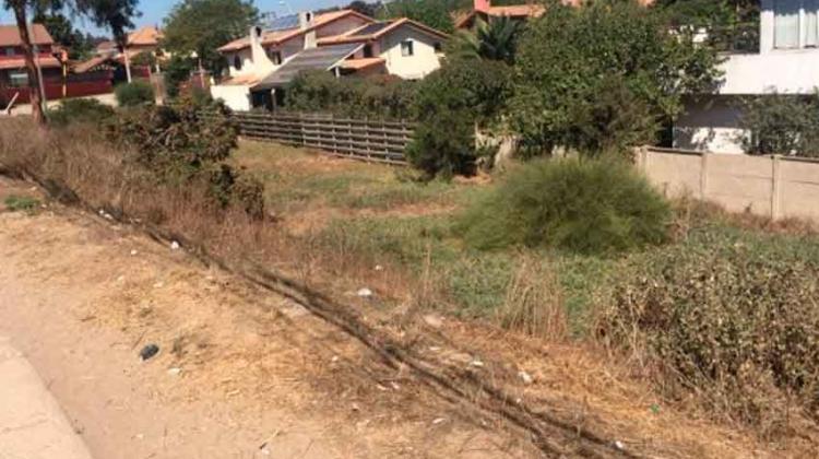 Construirán nuevo cuartel de bomberos en Reñaca