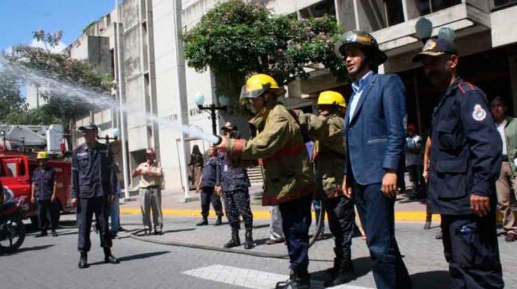 Recuperados 3 vehiculos para los Bomberos de Barquisimeto