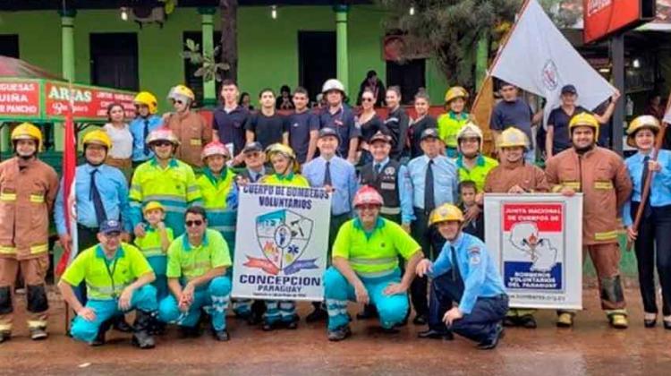 Comuna no abona fondos a bomberos desde hace 6 años