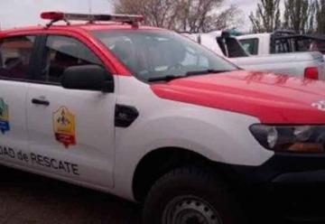Unidad de rescate para el nuevo cuartel de bomberos