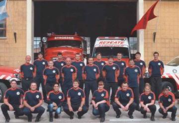 Aniversario de Bomberos Voluntarios de Stroeder
