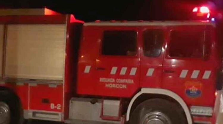 Reasignan camión a Segunda Compañía de Bomberos en Horcón