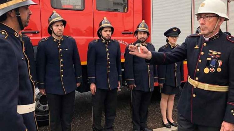 Bomberos de Valdivia recibió nuevas máquinas