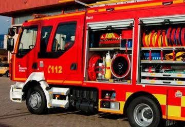 Nueva bomba urbana para los bomberos de Soria