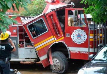 Chofer de la autobomba condenado por la muerte de Vanesa Saucedo