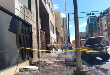 «La gente gritaba que los bomberos no atendían», dijo vecino