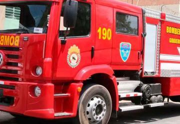 Bomberos cuentan con modernos camiones cisternas