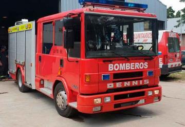 Nueva Unidad para los Bomberos Voluntarios de Stroeder
