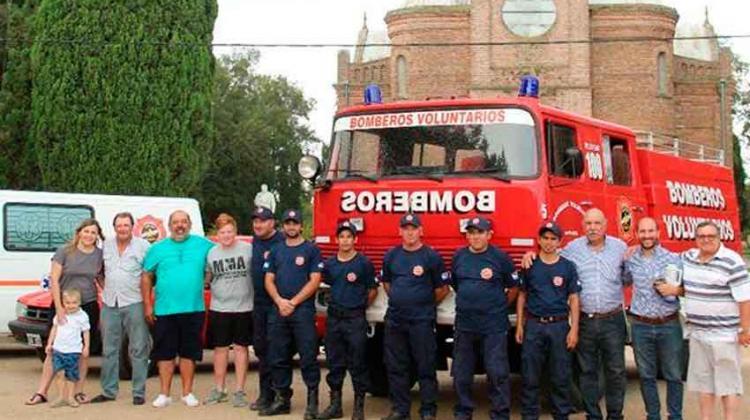 Santa Anita ya cuenta con su cuartel de Bomberos Voluntarios