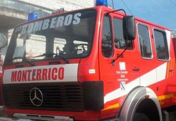 Bomberos de Monterrico no tienen fondos para el combustible