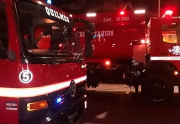 Cambio de jefatura y nuevas unidades enBomberos de Quilmes