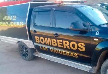 Bomberos incorporó una unidad de traslados judiciales