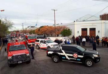 Bomberos se declararon en estado de emergencia financiera