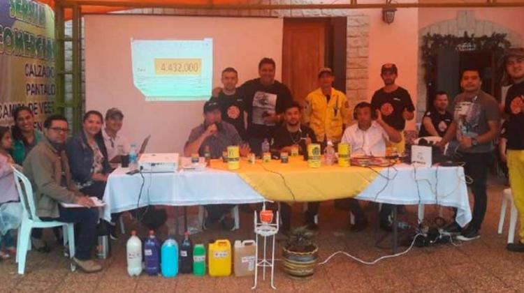 Organizan maratón radial para comprar ambulancia