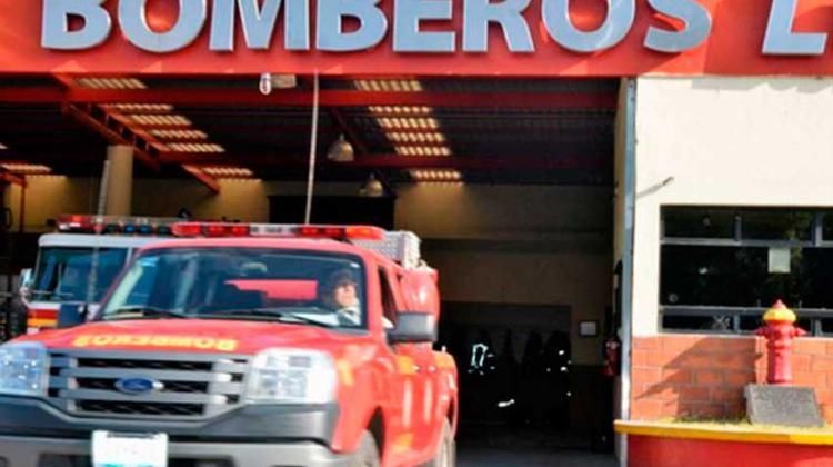 Estrenará bomberos nueva motobomba contra incendios