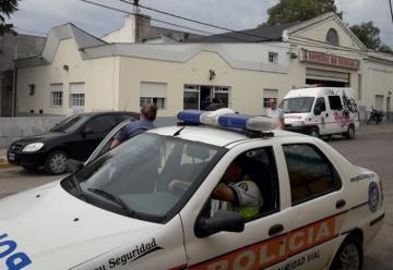 Un Bombero falleció y 3 heridos de gravedad cuando volcó el móvil que iban a un incendio