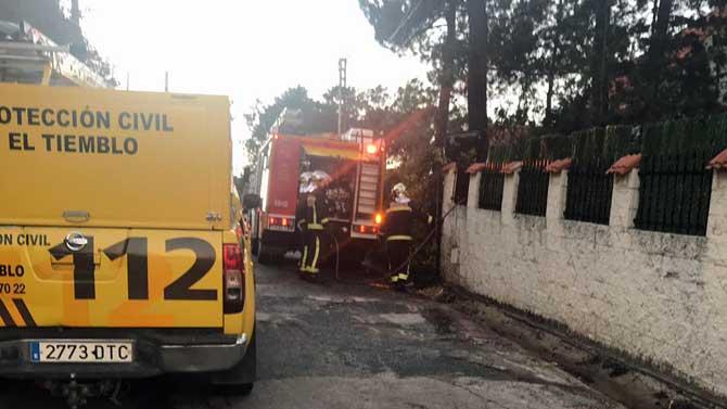 100.000€ para las agrupaciones de bomberos voluntarios